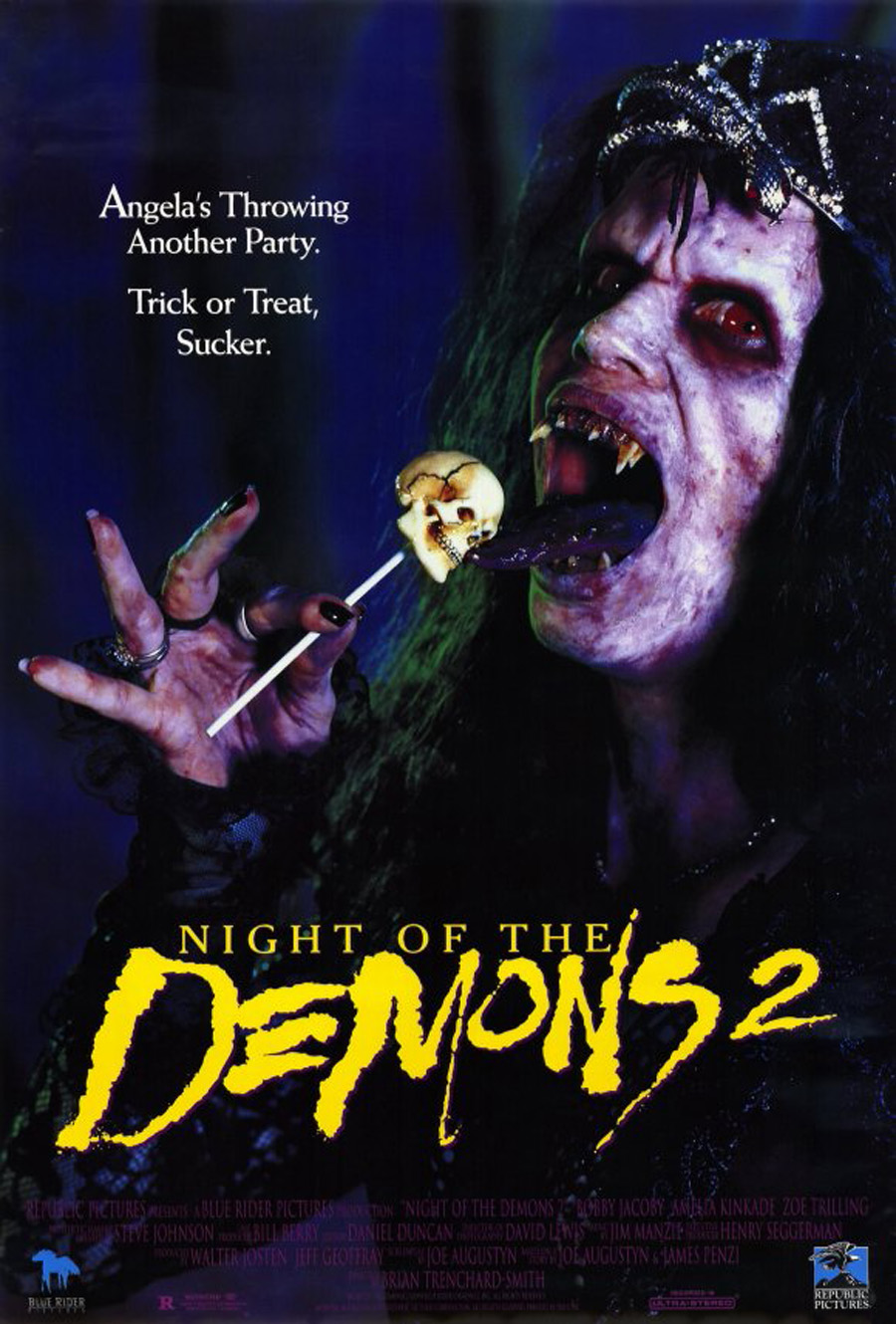 Amelia Kinkade Night Of The Demons night of the demons 2 (1994) – pop culture thoughts