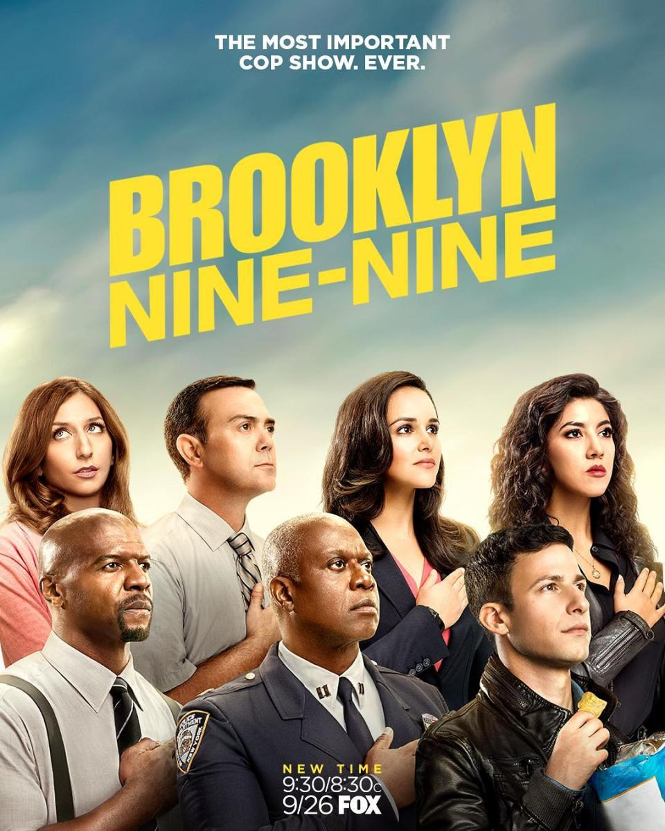 Brooklyn Nine-Nine (Season 5) (2017)