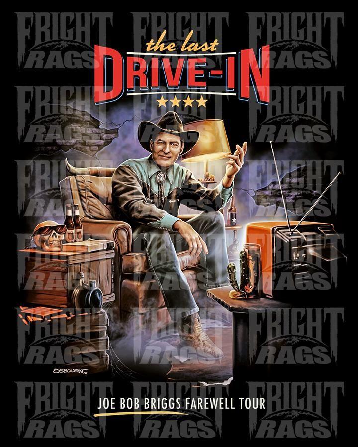 """The Last Drive-In with Joe Bob Briggs: """"Tourist Trap"""" (2018"""