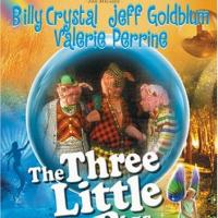 """Faerie Tale Theatre: """"The Three Little Pigs"""" (1985)"""