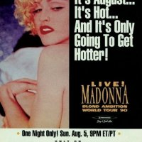 Madonna Live! Blond Ambition World Tour 90 from Barcelona Olympic Stadium (1990)